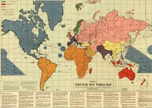A Vision of Post-WWII Earth