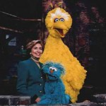 Hilarty Clinton: Illuminati Witch